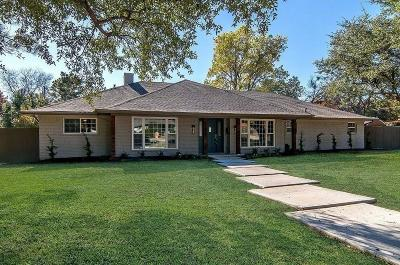 Single Family Home For Sale: 3808 Townsend Drive
