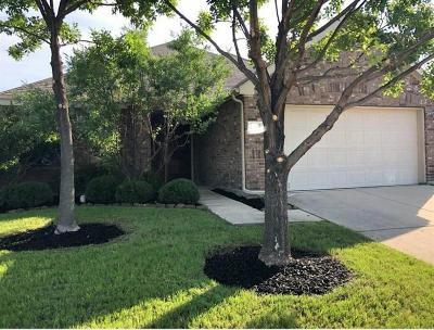 Princeton Single Family Home For Sale: 1232 Angelina Drive