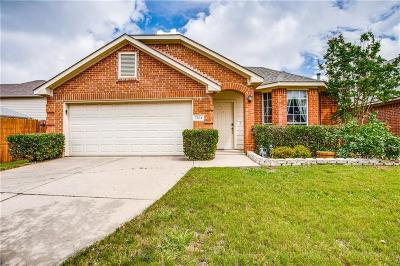Single Family Home Active Option Contract: 7824 Park Trails Drive