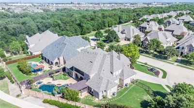 Collin County Single Family Home For Sale: 904 Thornbury Court