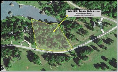 Kerens Residential Lots & Land For Sale: L 33-34 Jackson Circle