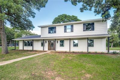 Aubrey Single Family Home For Sale: 5122 Fm 2931
