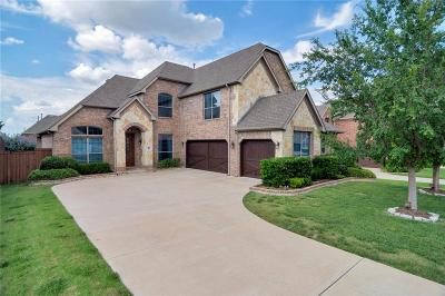 Keller Single Family Home Active Option Contract: 509 Royal Glade Drive