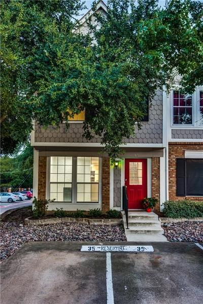 Euless Townhouse Active Option Contract: 35 Abbey Road