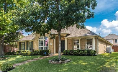 Allen Single Family Home For Sale: 1324 Lighthouse Lane