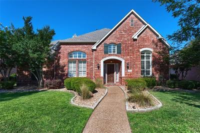Single Family Home For Sale: 2712 Glen Heather Drive