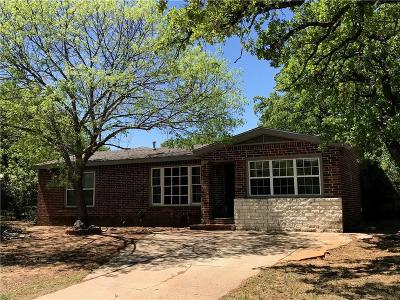 Eastland TX Single Family Home For Sale: $167,000