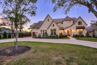 Southlake Single Family Home For Sale: 320 W Highland Street