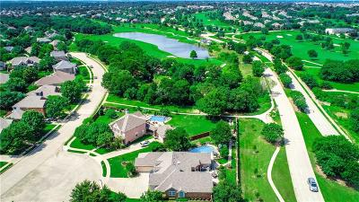 Flower Mound Single Family Home Active Option Contract: 4700 Hampshire Drive