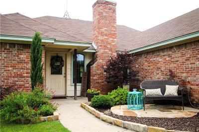 Weatherford Single Family Home For Sale: 4000 Greenwood Road