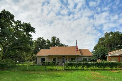 Springtown Farm & Ranch For Sale: 323 Elliott Lane