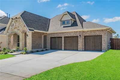 McKinney Single Family Home For Sale: 2449 Chapel Oaks Drive