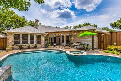 Dallas Single Family Home For Sale: 17905 Carrollwood Drive
