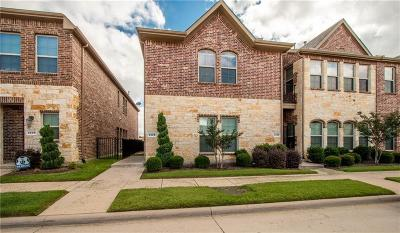 Carrollton Townhouse For Sale: 1472 Arapaho Drive