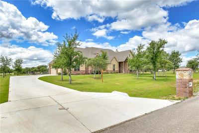 Azle Single Family Home For Sale: 146 Fawna Drive