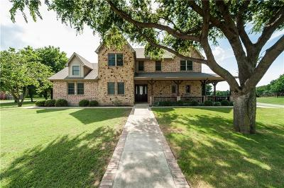Denton Single Family Home For Sale: 8524 Stallion Court