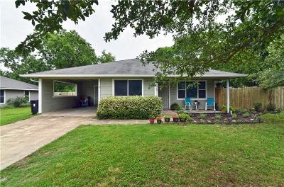 Wills Point Single Family Home For Sale: 248 Elm Street