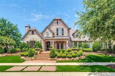 Lantana Single Family Home For Sale: 8415 Canyon Crossing