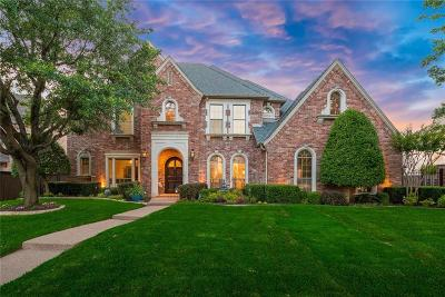 Colleyville Single Family Home For Sale: 1808 Caspian Lane