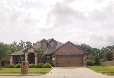 Weatherford Single Family Home For Sale: 2117 Caroline Drive