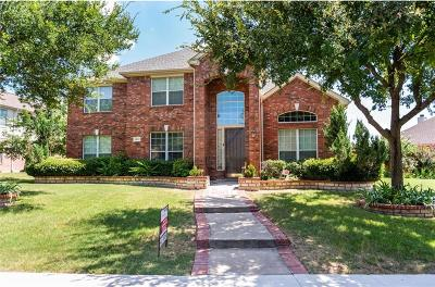 Plano Single Family Home For Sale: 4624 Dalrock Drive