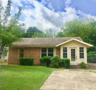 Preston Hollow Single Family Home For Sale: 4318 Sexton Lane