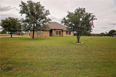 Haslet Single Family Home Active Option Contract: 201 Odessa Drive
