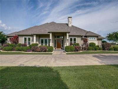 Prosper Single Family Home For Sale: 1401 Harvest Ridge Lane