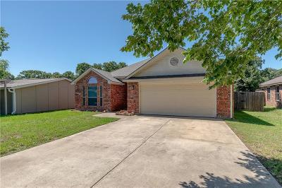 North Richland Hills Residential Lease For Lease: 7924 Mickey Street