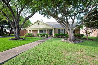 Plano Single Family Home Active Option Contract: 3901 18th Street