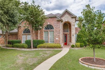 Allen Single Family Home For Sale: 1723 Long Prairie Road