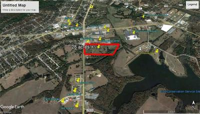 Canton Commercial Lots & Land For Sale: Xxx S Hwy 19 Highway