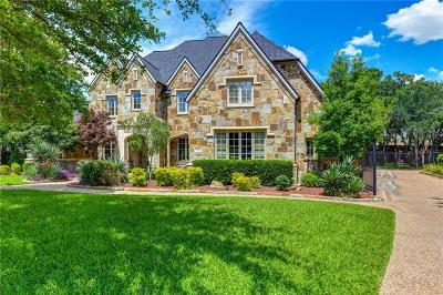 Colleyville Single Family Home Active Option Contract: 5113 Auburndale Avenue