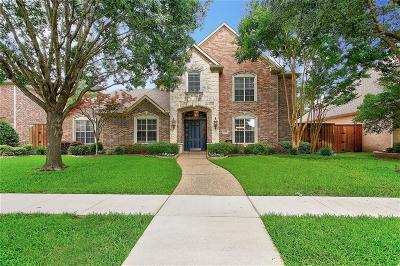 Plano Single Family Home For Sale: 5708 River Rock Lane