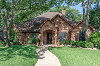 North Richland Hills Single Family Home Active Option Contract: 7829 Aubrey Lane