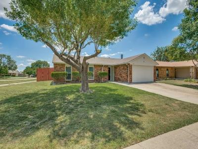 The Colony Single Family Home For Sale: 5544 Ramsey Drive