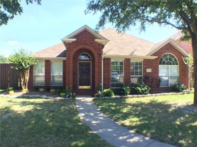 Frisco Single Family Home For Sale: 11032 Millvale Court