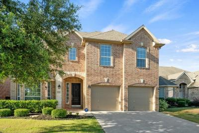 Flower Mound Single Family Home Active Option Contract: 4425 Lance Drive