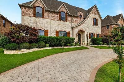 Collin County Single Family Home For Sale: 7905 Aspermont Drive