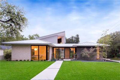 Dallas County Single Family Home For Sale: 7002 La Vista Drive