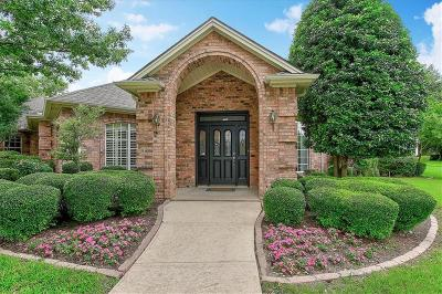 Collin County Single Family Home Active Option Contract: 3309 Rampart Drive