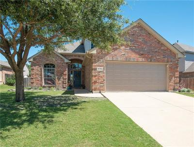 Fort Worth Single Family Home For Sale: 4133 Yancey Lane