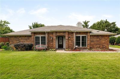 Coppell Single Family Home For Sale: 409 Cozby Avenue