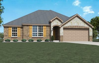 Forney Single Family Home For Sale: 520 Longhorn