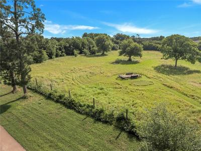 Denton County Farm & Ranch For Sale: 260 Orchid Hill Lane