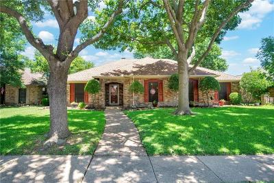 Allen Single Family Home Active Option Contract: 406 Green Brook Drive
