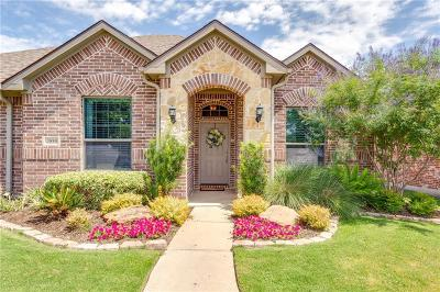 Wylie Single Family Home Active Option Contract: 2810 Lakefield Drive