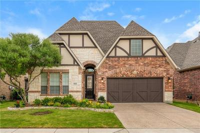 Lewisville Single Family Home Active Option Contract: 2516 Lincolnshire Lane