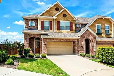 Irving Townhouse For Sale: 3853 Marcillia Circle