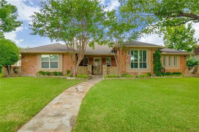 Single Family Home For Sale: 10255 Chimney Hill Lane
